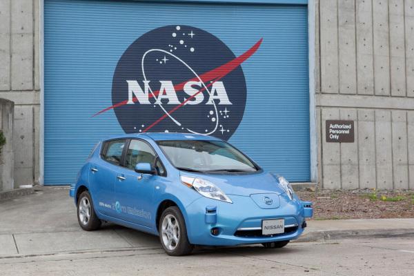 Nissan kooperiert mit der NASA