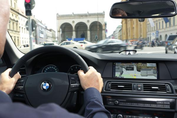 Navi von BMW