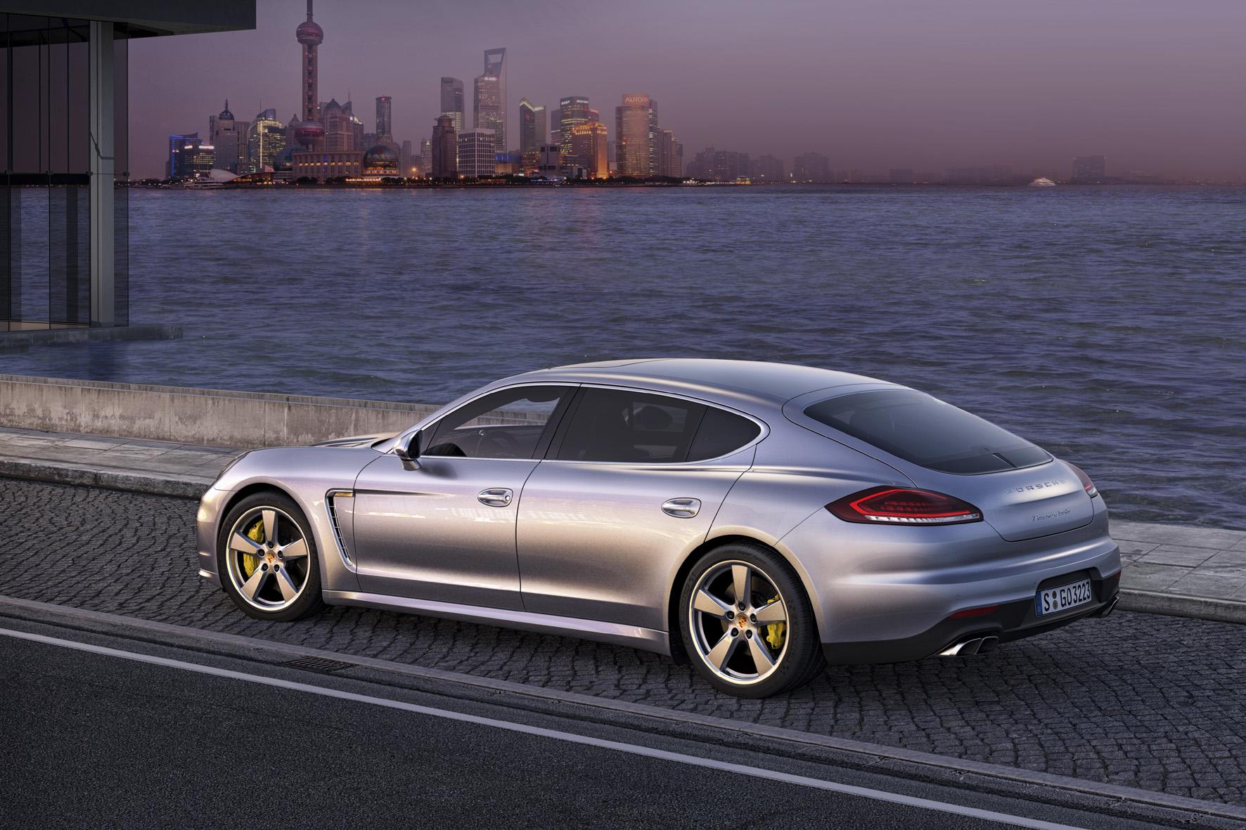 Porsche plant den Elektro-Pajun