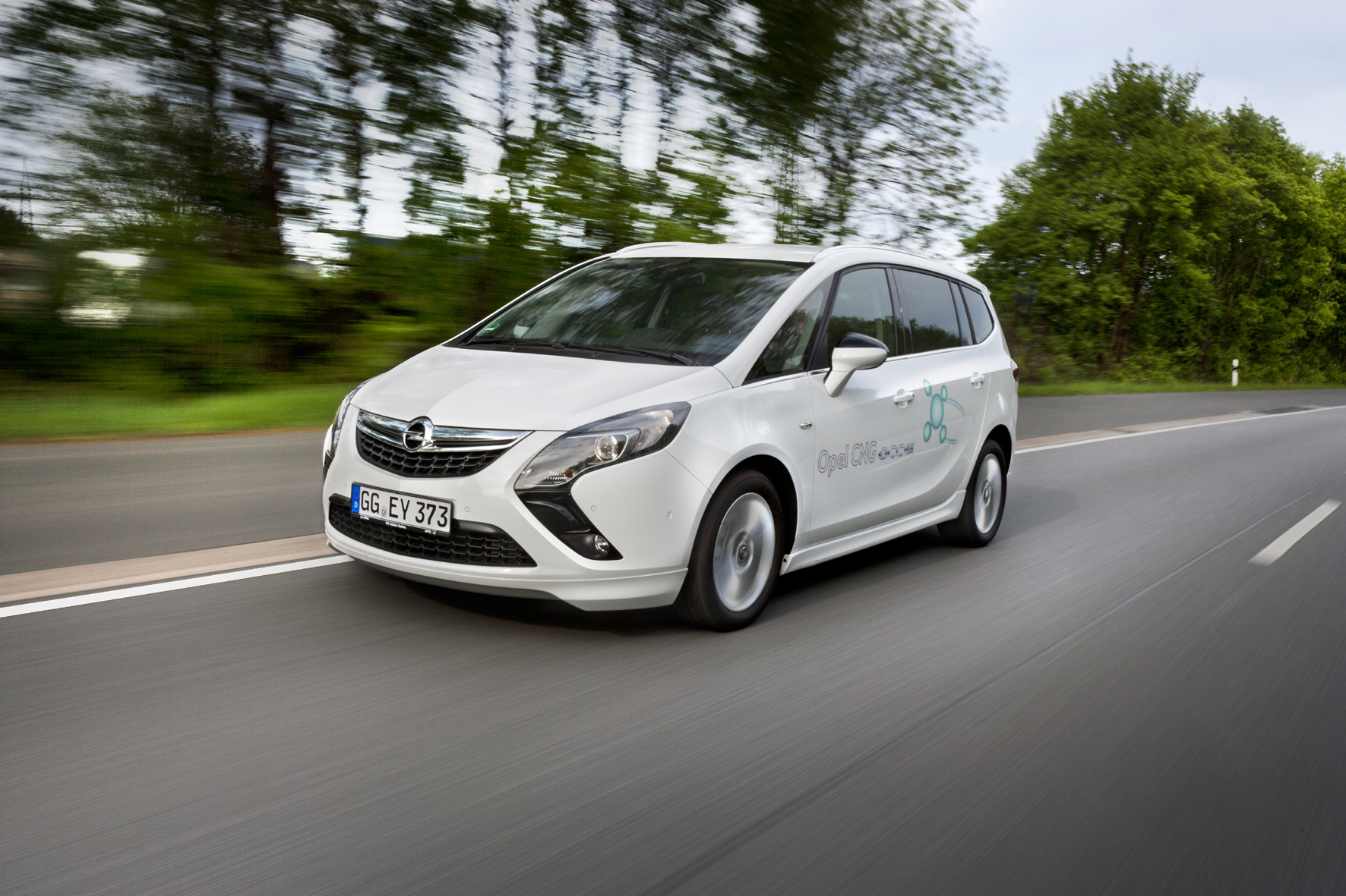 Opel Zafira Tourer erhält erneut Öko-Titel
