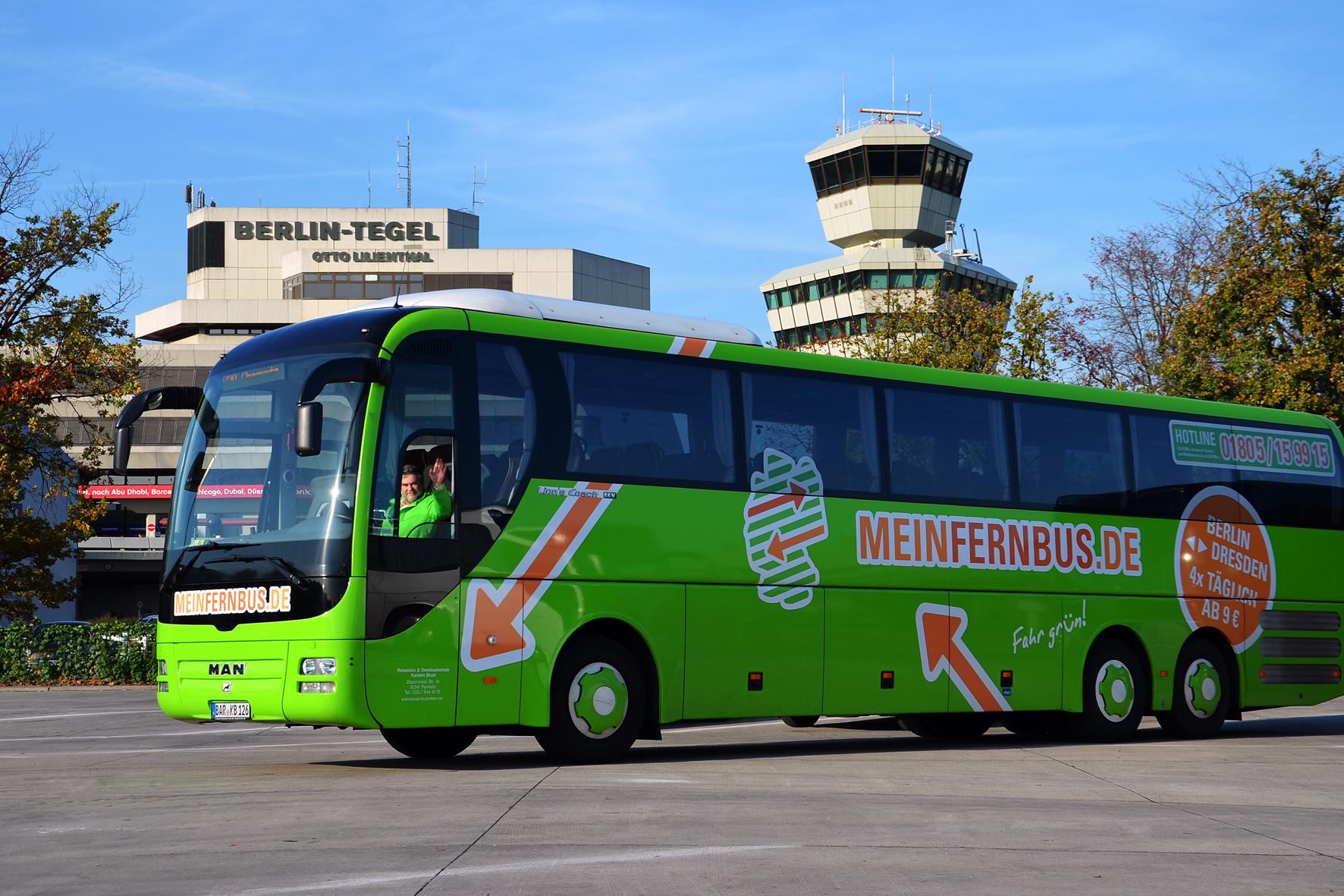 Fernbus-Preise steigen langfristig