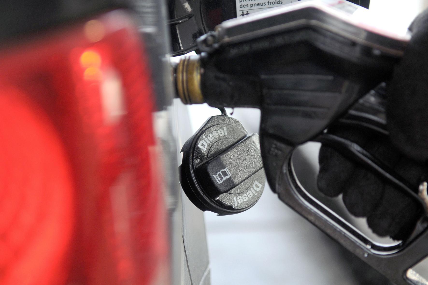 Diesel-Fahren im Winter: Dank Spezial-Kraftstoff kein Problem mehr