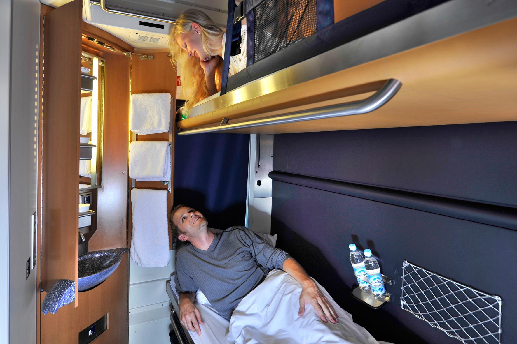 Nachtzüge: Bahn vernachlässigt Interessen der Fahrgäste