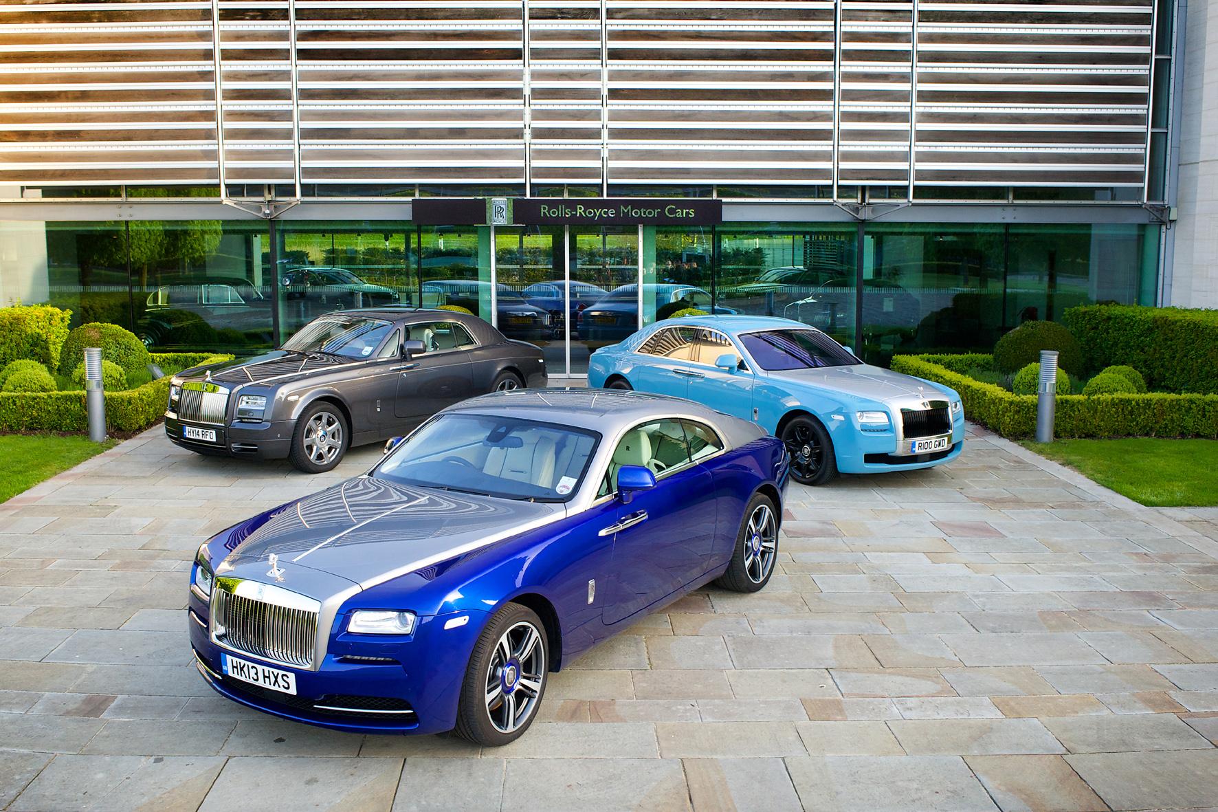 Reiche Russen sorgen für Rolls-Royce-Rekord