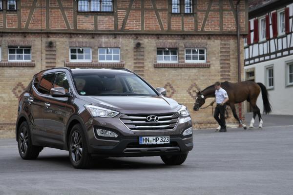 Hyundai Santa Fe: Mehr Extras zum gleichen Preis