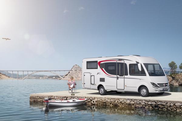 Ab in den Urlaub: Boom bei Reisemobilen