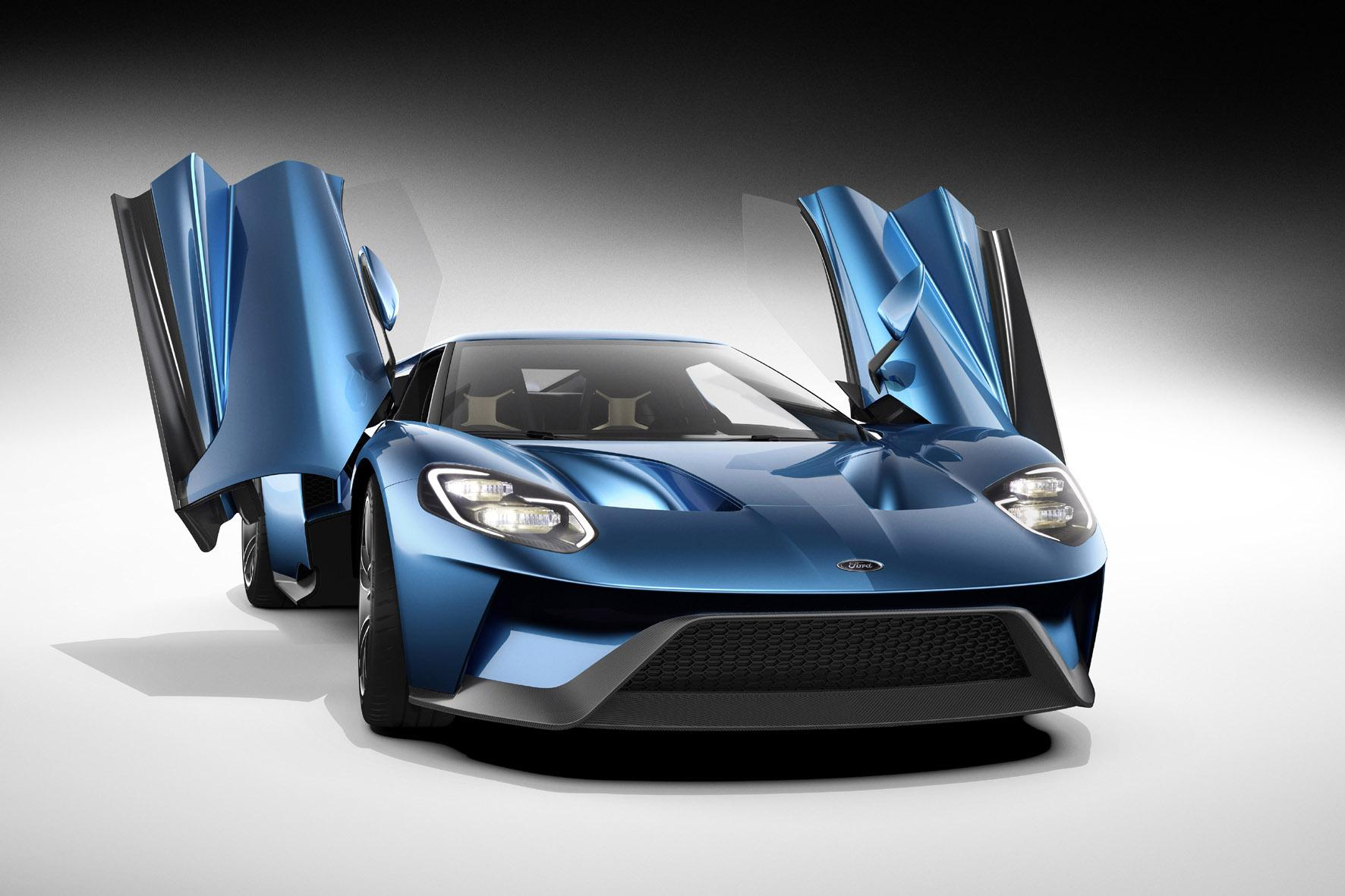 Detroit: Ford macht in Innovation