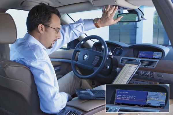 Der Autofahrer als Daten-Melkkuh