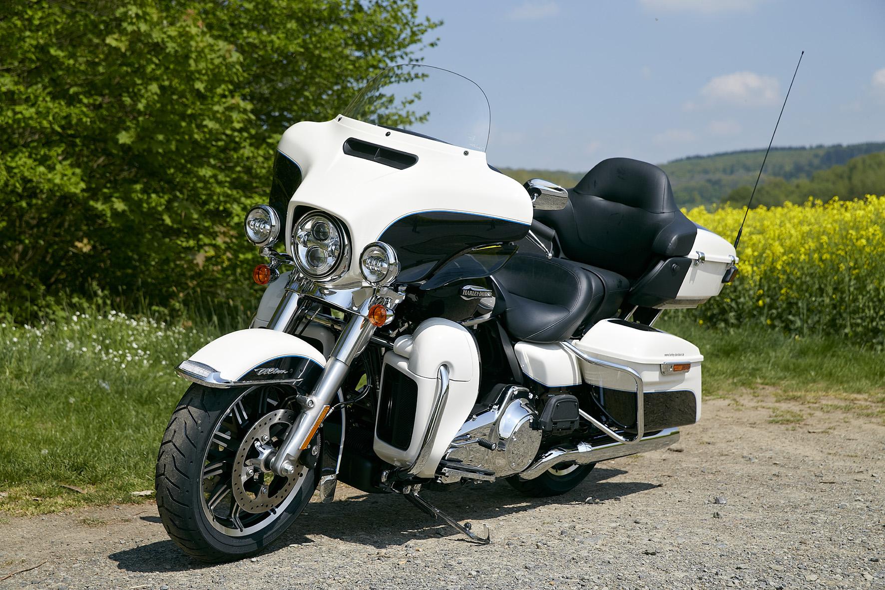 Harley-Davidson Electra Glide: Modernes Monument