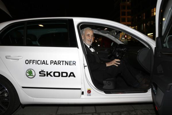 Skoda fährt große Namen