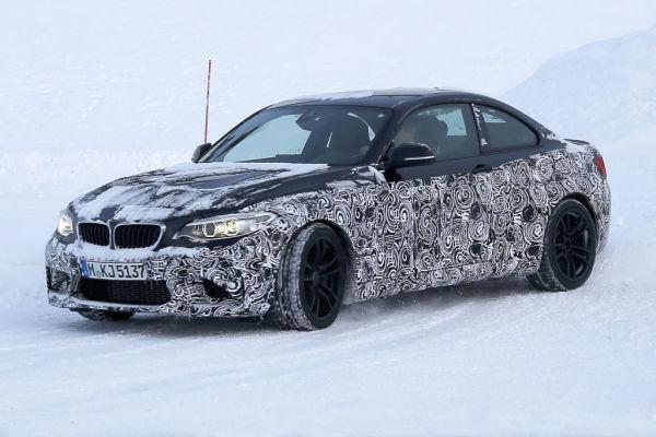 Erwischt: Erlkönig BMW M2 - Bald geht's los!