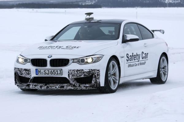 Erwischt: Erlkönig BMW M4 GTS
