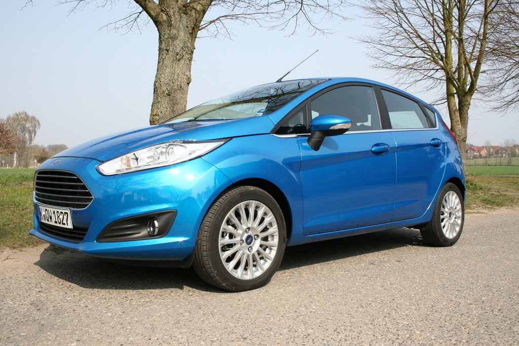 Ford Fiesta ist Europas Liebling