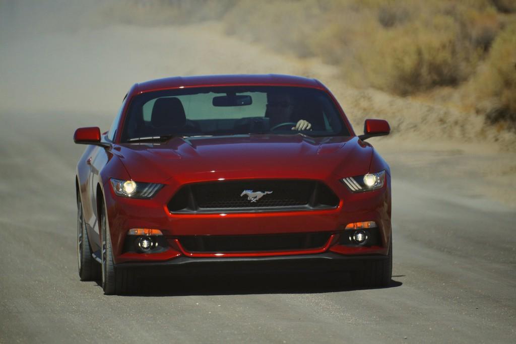 Ford Mustang kann ab 2. März bestellt werden