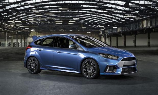 Weltpremiere Ford Focus RS - Kompaktsportler mit Mustang-Motor und Allradantrieb