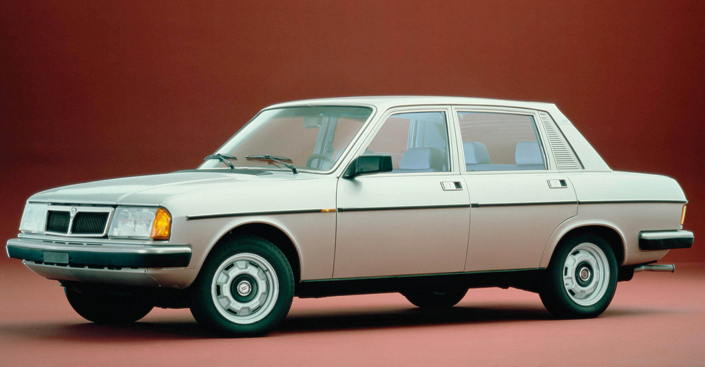 Retro Classic: Lancia Trevi wird 35