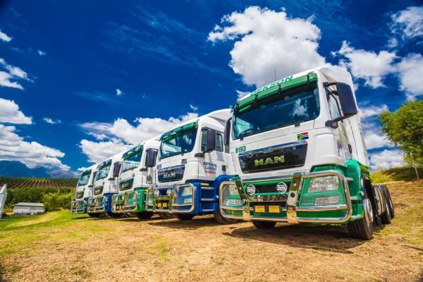 MAN liefert 60 TGS nach Südafrika