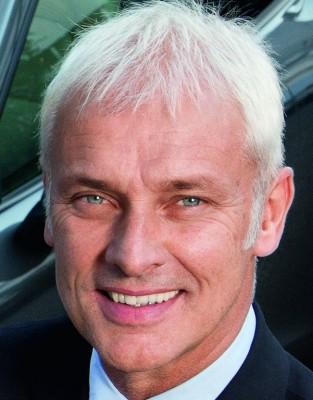 Müller in den VW-Konzernvorstand berufen
