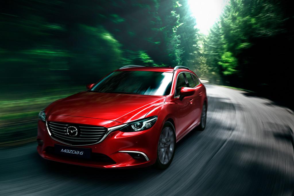 Mazda punktet beim Restwert