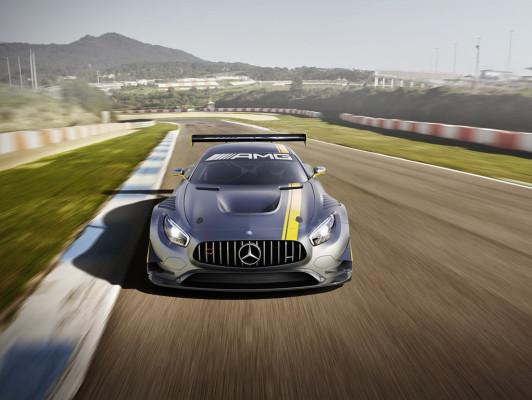 Genf 2015: Alles auf Angriff beim Mercedes-AMG GT3