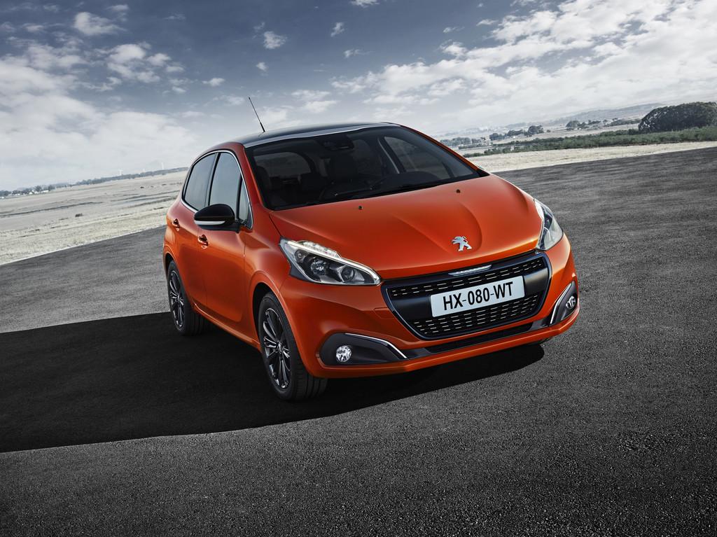 Genf 2015: Peugeot 208 geht runter auf drei Liter