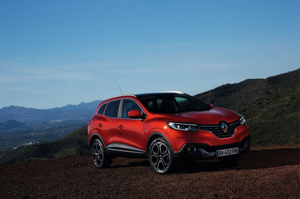 Genf 2015: Renault Kadjar kommt im Sommer