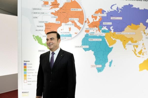 Renault-Gruppe macht fast zwei Milliarden Euro Gewinn