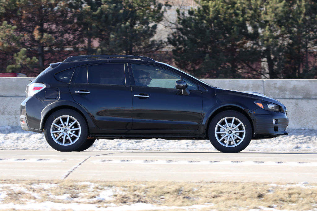 Erwischt: Erlkönig Subaru Imprezza
