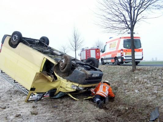 Ratgeber: Richtiges Verhalten am Unfallort