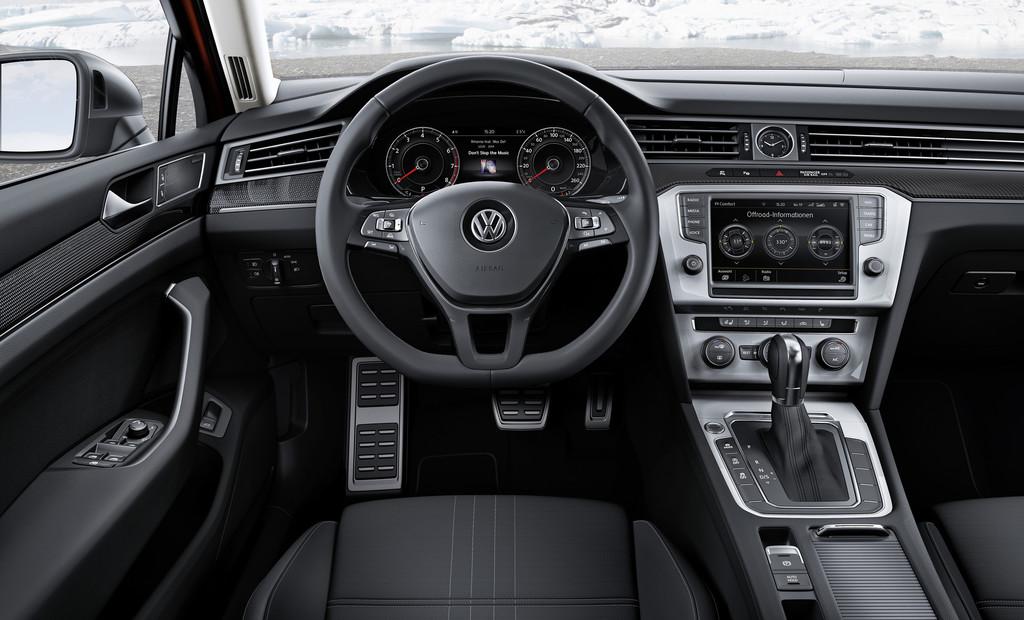 Genf 2015: Mehr Freiheit im Volkswagen Passat