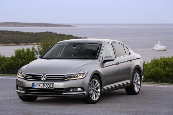 """VW Passat erhält """"IF Gold Award"""""""