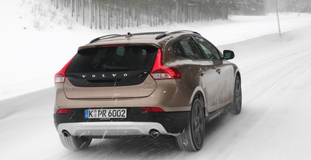 Volvo V40 Cross Country als T5 AWD