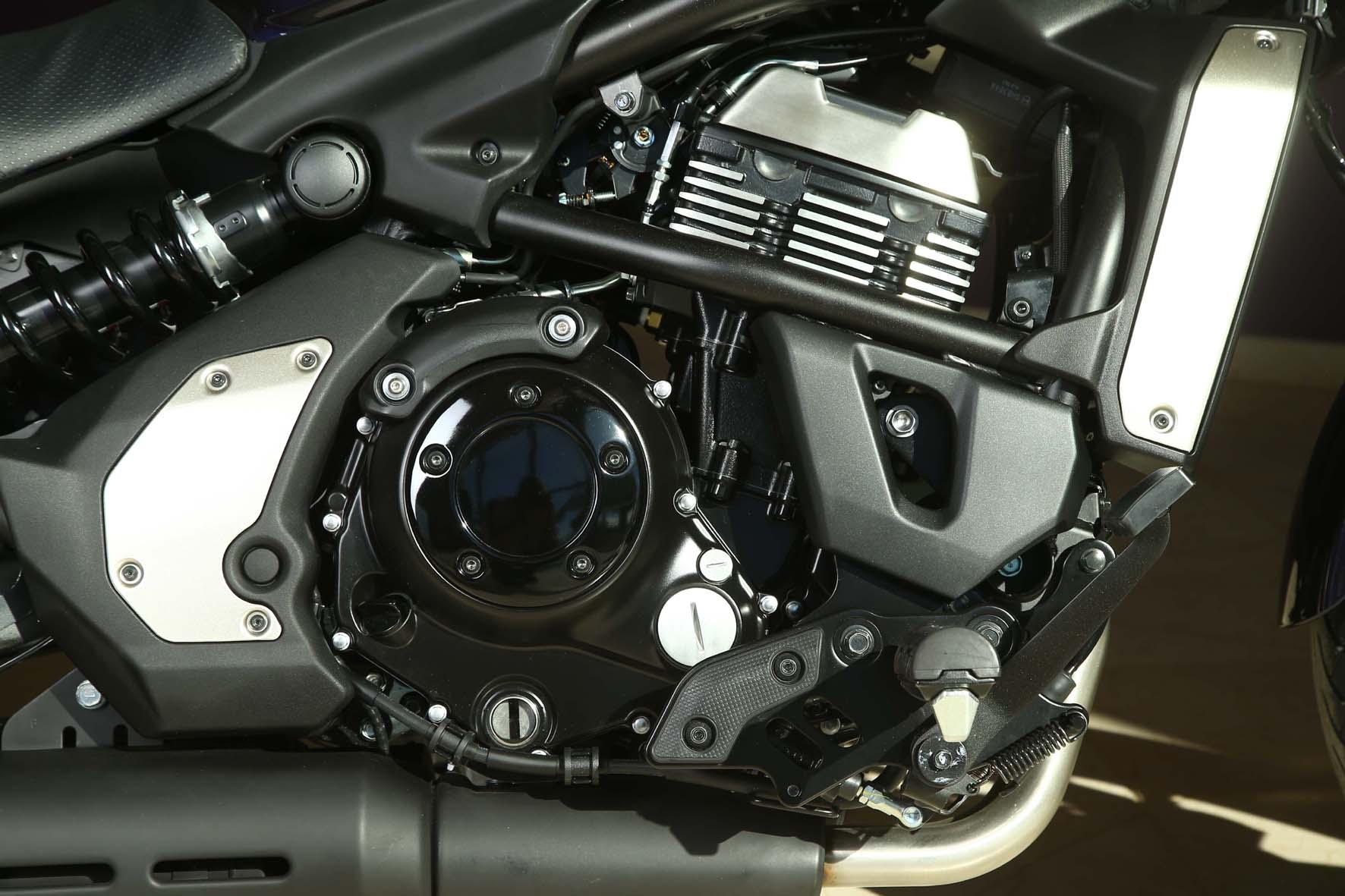 Kawasaki Vulcan S - ein Anachronismus?