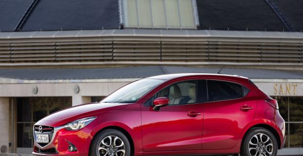 Mazda2 - Der Kleine wird erwachsen