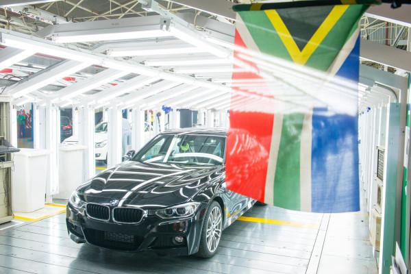 BMW: Eine Million 3er in Südafrika