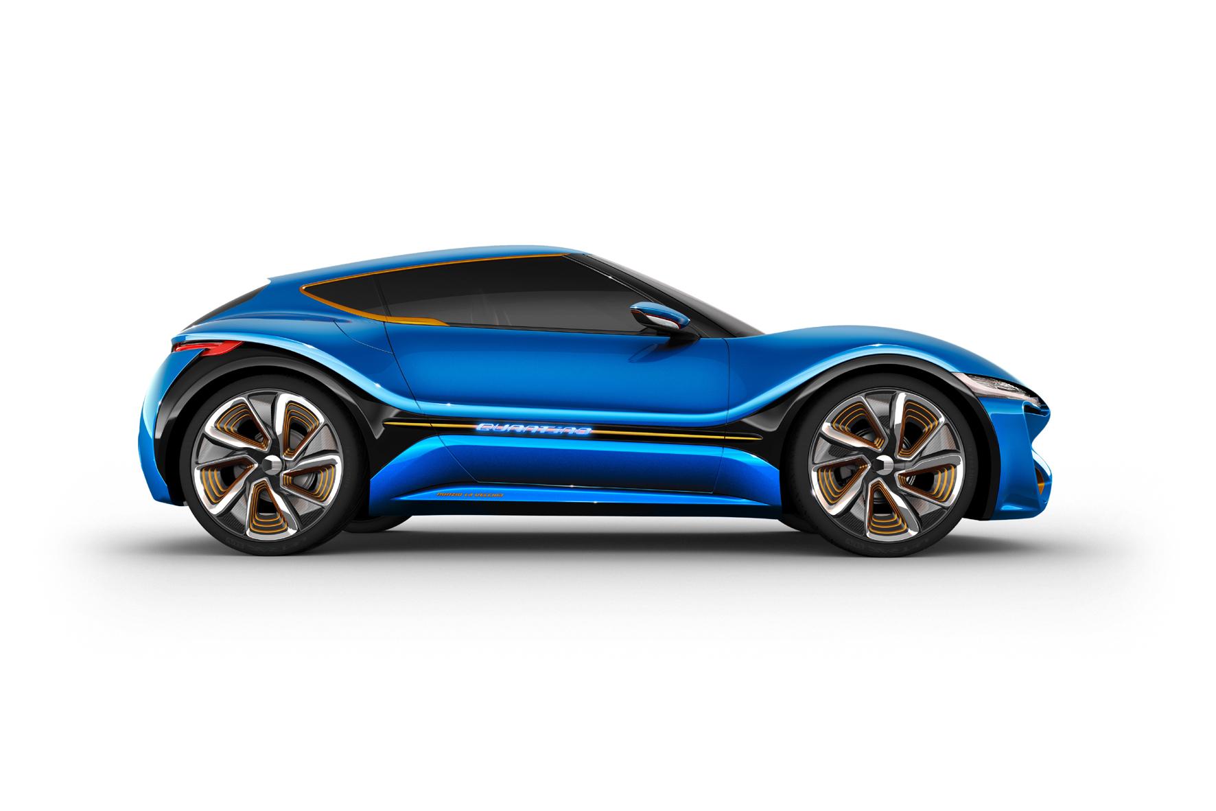 Sportliches Elektroauto mit 1000 Kilometer Reichweite