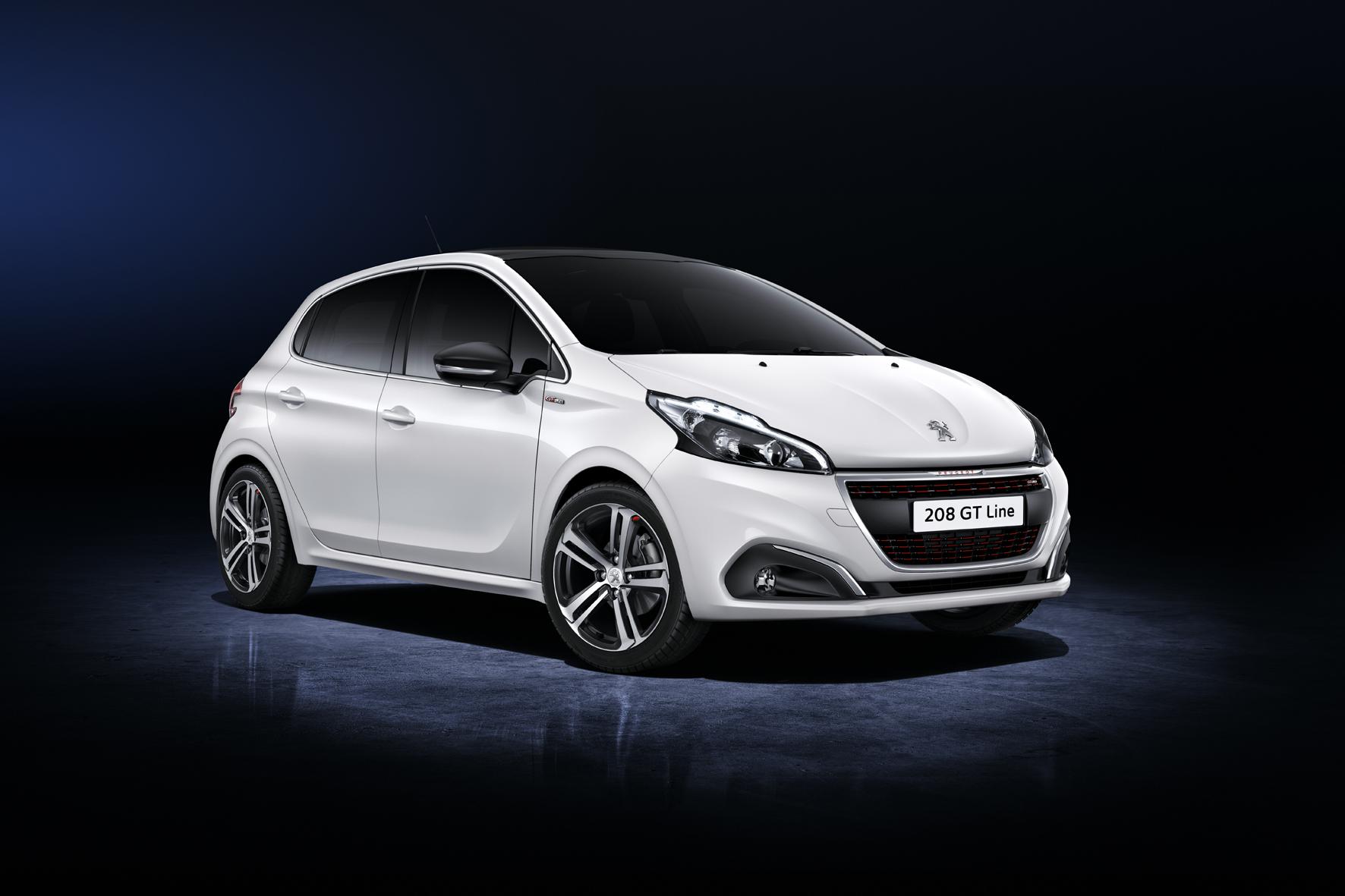 Peugeot 208: Neue Technik und zwei