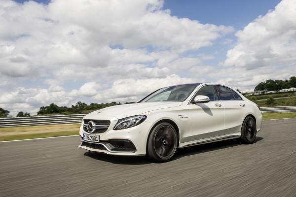 Mercedes-AMG C 63: Biturbo statt Big Block