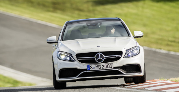 Mercedes-AMG C 63: Biturbo statt Big Block