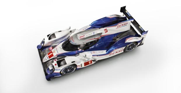 Toyota: Der TS040 Hybrid soll Le Mans erobern