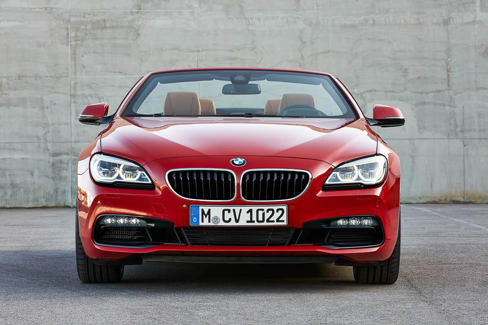 Erste Fahrt im BMW 6er Facelift - Geschmacksverstärker
