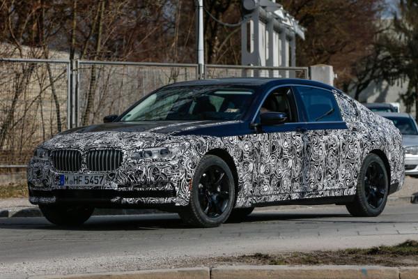 Erwischt: Erlkönig BMW 7er (inklusive M-Paket)