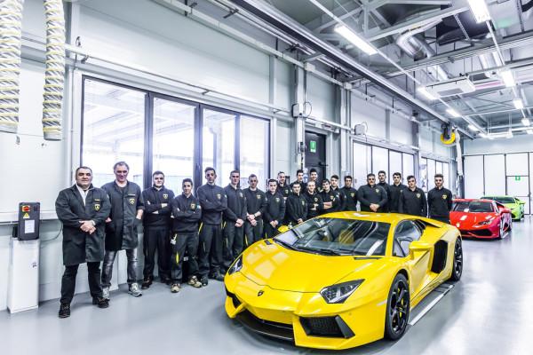 Audi: Jugendliche starten ihre Praxisausbildung in drei Berufen