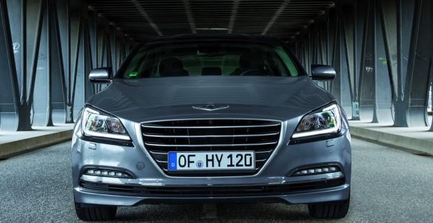 Erste Fahrt im Hyundai Genesis 3.8 V6 GDI: Markenbotschafter
