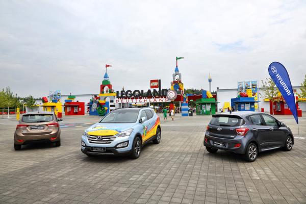 Hyundai im Legoland Deutschland