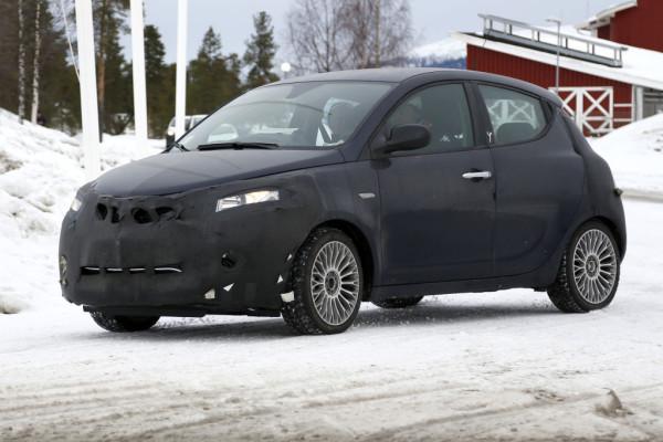 Erwischt: Erlkönig Lancia Ypsilon