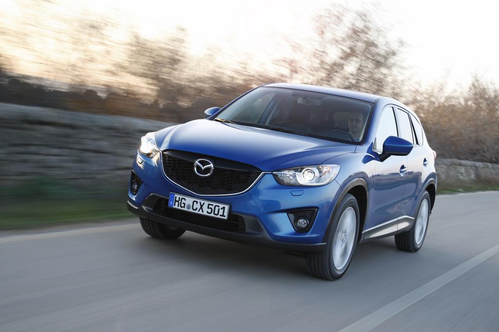 Mazda erreicht fast zwei Prozent Marktanteil