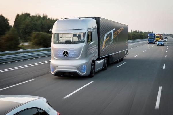 Autonome Nutzfahrzeuge bieten Potenziale