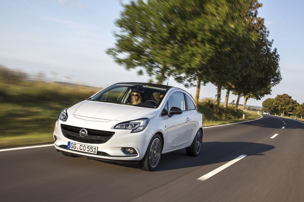 Opel Corsa mit Autogas ab 14 745 Euro