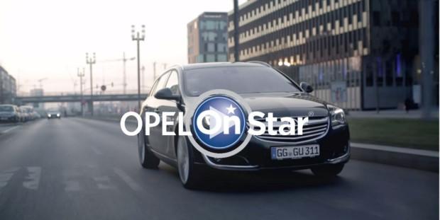 Opel OnSart Trailer